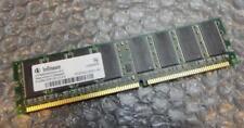 Memoria RAM Infineon velocità bus PC2700 (DDR-333) per prodotti informatici da 512MB
