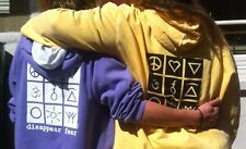 SONiA disappear fear : disappear fear zip hoodie