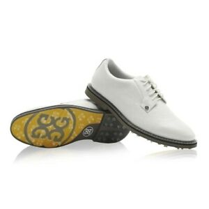 NEW G/Fore Mens Gallivanter Golf Shoes Snow/Charcoal - Choose Your Size!