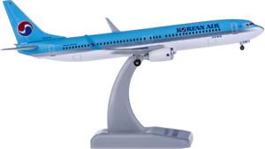 1:400 Hogan KOREAN AIR BOEING 737-900 Passenger Airplane Diecast Aircraft Model