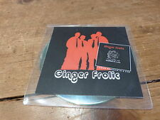 GINGER FROLIC - KEYBOARD IN A TREE SAMPLER RARE PROMO CD!!!!!!!FRANCE!!!!!!!!!