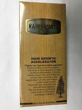 Kaminomoto Hair Growth Accelerator Gold Anti-Hair Loss Tonic Kujin Extract 150ML