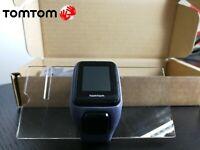 TomTom Spark 3 Fitness Watch Multi Sport GPS Smart Large Strap Cardio Black/Grey