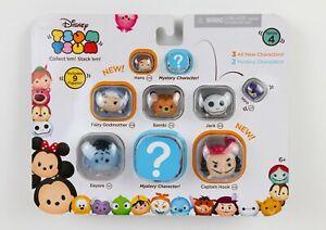 NEW Disney TSUM TSUM 9-Figure Pack Series 4 - EEYORE - Includes 2 Mystery Figs