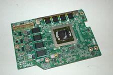 Dell Precision M6400 M6500 Graphics VIdeo Card 1GB FX2800m CYT08 Warranty