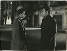 PHOTO CINEMA : I VITELLONI Les Inutiles Federico Fellini 1953 coll. G. Sadoul 01