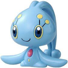 "Articulated Pokemon Go Pokemon 2"" Manaphy M-129 Mini Figure Toy by TAKARATOMY"