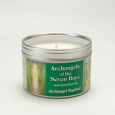 Archangels Of The Seven Rays Raphael Spiritual Aromatherapy Soy Wax Candle