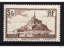 "FRANCE 1929-31 Y&T 260a ""MONT SAINT MICHEL"" NEUFxx TTB"