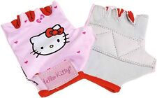 HELLO Kitty Fahrrad Handschuhe Gr.6  Sport Handschuhe mit Lagerspuren 99101