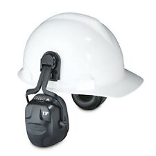 Hard Hat Mounted Attachment Ear Muffs Helmet Hearing Protection DIY Projects New
