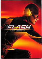 Cryptozoic DC Flash Season One Promo Card P1 P-1 Industry Summit