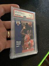 Michael Jordan PSA 8 OC 1991 Fleer #29 Chicago Bulls INVESTMENT NR GOAT 🐐 NM-MT