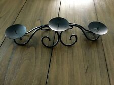 Southern Living Iron Candleholder