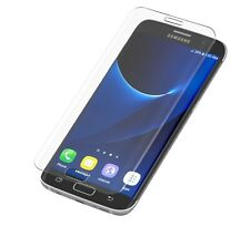 ZAGG SAMSUNG GALAXY S7 EDGE INVISIBLESHIELD HD GLASS CLEAR SCREEN PROTECTOR