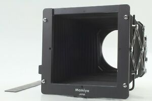 【 MINT 】 Mamiya RZ67 RB67 Bellows Hood G3 G-3 77mm Adapter Scale From JAPAN #449