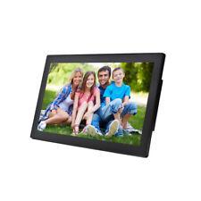 QPIX Digital 15.6'' Photo Frame 8GB Memory  Full-view Resolution 1920 X 1080
