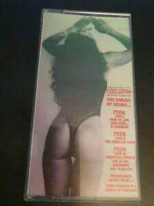 Obsession rave Tape Pack DJ Peer 1993 1994 House enigma of desire