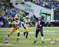 "Jon Ryan Seattle Seahawks 2014 NFC Championship Photo (Size: 8"" x 10"")"