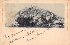 6364) MONTE COMPATRI (ROMA) VEDUTA GENERALE. VIAGGIATA.
