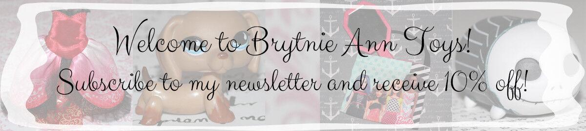 Brytnie Ann Toys