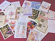 NEW= Big Lot = 50 NEW greeting cards + 50 envelopes