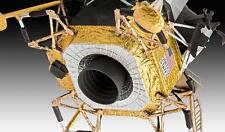 Revell 03701 Apollo 11 Lunar Module Eagle Bausatz 1 48
