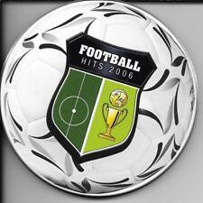 """""""Football - Hits 2006"""" (dans un coffret métal) - 16 titres."""