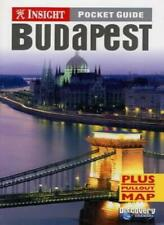 Budapest Insight Pocket Guide By VARIOUS