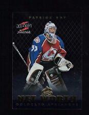 1997-98 Score Net Worth #13 Patrick Roy (PD)