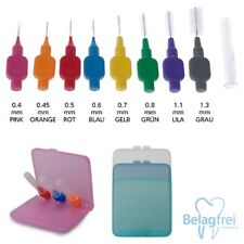 TePe Interdentalbürsten gemischt/ mixed Set mit Reiseetui - Hygienebox