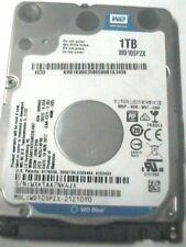 "1Tb Western Digital WD10SPZX 2.5"" WD Blue 7mm internal SATA 6Gb/s laptop HDD"