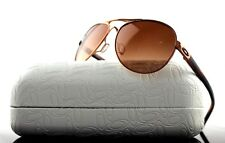 b83c75f51b6 RARE Authentic OAKLEY TIE BREAKER Polished Rose Gold Brown Sunglasses OO  4108-08