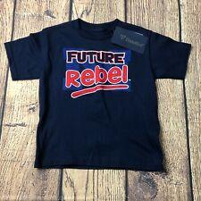 Fanatics Toddler 4T Boys Future Rebel Ole Miss T Tee Shirt NEW