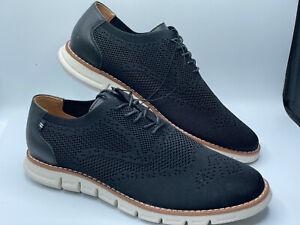Nautica Mens Lightweight Casual Oxford Black Shoe Size 11 W/Box New