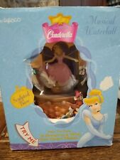 Disney Snow Globe Cinderella A DREAM IS A WISH YOUR HEART MAKES New