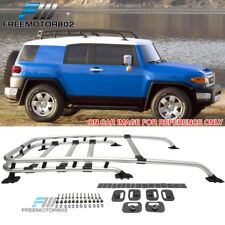 Fits 07-14 Toyota FJ Cruiser OE Factory Style Roof Rack Rail Cargo Carrier