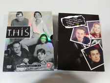 THIS LIFE COMPLETE SERIES 1 & 2 TV - 8 X DVD BBC SPECIAL EDITION ENGLISH
