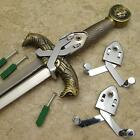 Scissor Action High Quality Universal Fit Sword Or Dagger Display / Wall Hanger