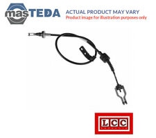 LCC PRODUCTS CLUTCH CABLE RELEASE LCC8610 P NEW OE REPLACEMENT