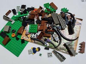Lego Bundle - 4727 Aragog Dark Forest (Incomplete)