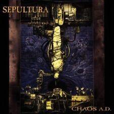 Sepultura - Chaos Ad NEW CD