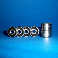 8 Kugellager 608 2RS SKF / 8 x 22 x 7 mm