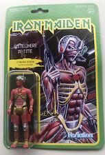 Super7 ReAction Figure Iron Maiden Somewhere In Time Eddie MOC
