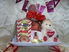 Valentine Basket for Pre-Teen and Above
