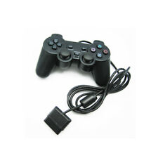 Wired Gamepad Joystick Double Shock Vibration Controller for PS2 Playstation 2