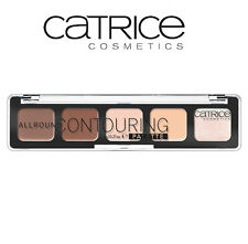[CATRICE COSMETIC] All Around 4 Shades Creamy Contouring with Highlighter 6g NEW