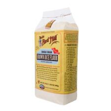 Bob's Red Mill-Gluten Free Brown Rice Flour (4-24 oz bags)