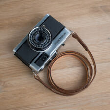 Leather camera shoulder strap for Fujifilm, Leica , Sony and more, Camera strap