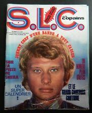 Salut les copains - n°76 - 1968 - Johnny, Brigitte Bardot, Charden, Mathieu, ..
